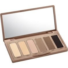 URBAN DECAY Naked basics palette ($36) ❤ liked on Polyvore featuring beauty products, makeup, eye makeup, eyeshadow, beauty, eyes, palette eyeshadow, urban decay eye shadow, matte eye shadow and matte eyeshadow