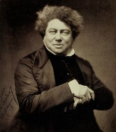 "Alexandre Dumas Davy de la Pailleterie, also known as Alexandre Dumas père Villers-Cotterêts (France) July 24 1802 Puys (France) December 5 1870 French writer whose works have been translated into nearly 100 languages. World best known for his historical novels of high adventure including ""The Count of Monte Cristo"" (1844-1845), ""The Three Musketeers"" (1844), ""Twenty Years After"" (1845), and ""The Vicomte de Bragelonne : Ten Years Later"" (1847-1850)."