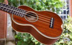 Ohana Soprano An instant classic! Ukulele Song, Ukulele Case, Tenor Ukulele, Ukelele Soprano, Pineapple Ukulele, Ohana, Instruments, The Incredibles, Classic