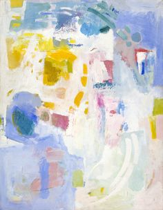 Untitled (Abstract) by Lillian Orlowsky from New Britain Museum of American Art