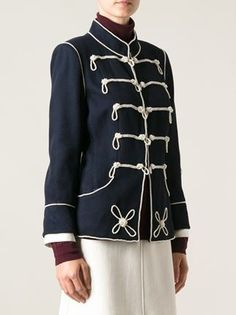 chanel pearl sleeve jacket - Google Search
