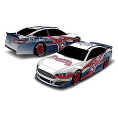 Lionel Atlanta Braves 1:18 Plastic Ford Stock Car