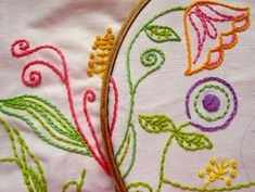 Because hand embroidery is very easy on the pocket, it's great for threading a handmade touch into what we wear, carry and decorate our homes with. But before we get started, we need inspiration. Explore five ways to tap into the inspiration all around you to bring beautiful hand embroidery to life!