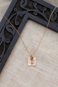 Mama Laughlin giveaway...necklace from Lilybelle Designs
