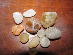 Beach agates i found 2015 Olympic Peninsula Washington state
