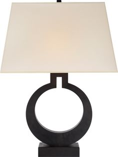 RING LARGE TABLE LAMP