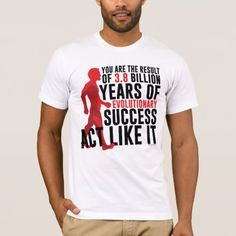 d938911fb Evolutionary Success T-Shirt - click/tap to personalize and buy Al Capone,