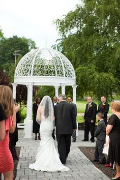 Wedding at Falkirk Estate and Country Club Get Directions, Hudson Valley, See Photo, Orange County, Gazebo, Wedding Venues, Outdoor Structures, Club, Weddings