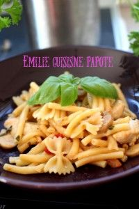 One pot pasta | Emilie cuisine et papote !