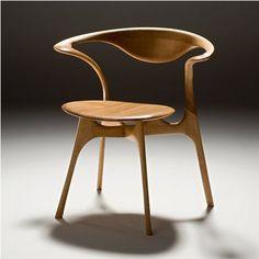 """The """"Sheep Chair"""" by Tetsuro Yokata #Chair #Tetsuro_Yokata #Sheep_Chair"""