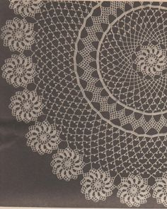 Irish crochet doily pattern vintage 1969 download Crochet Doily Patterns, Thread Crochet, Filet Crochet, Irish Crochet, Crochet Doilies, Crochet Lace, Crochet Hooks, Pattern Cutting, Star Patterns