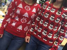 We're getting in the festive spirit here at Parenta Christmas Jumpers, Christmas Sweaters, Festive, Floral Tops, Spirit, Women, Fashion, Moda, Women's