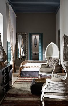 A Light-Filled Riad In Marrakech – AphroChic: Modern Global Interior Decorating