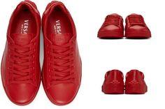 2bd6272fbafda Our Favorite 15 Men s Versace Footwear in 2018. Versace FashionVersace  MenMedusa HeadMan ShopDesigner Shoes. Versace Red ...