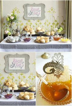 Brunch wedding: biscuit bar what? I love this idea for a morning wedding or brunch! Nothing like a warm biscuit and honey! Southern Wedding Food, Wedding Food Bars, Wedding Ideas, Wedding Inspiration, Wedding Blog, Wedding Planner, Southern Food, Southern Comfort, Southern Weddings