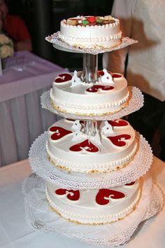 Hochzeitstorte in Göttingen