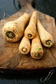 In Season - March, Parsnips