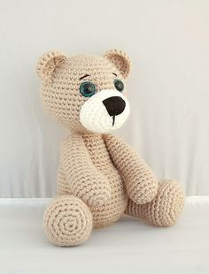 Bear Kris by Kristi Randmaa