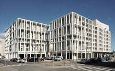 : 72 logements et commerces 5 / Lion, France/ ARQUITETOS CLEMENT Vergely