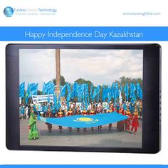 A Very Happy #IndependenceDay (Celebration Day 2) #Kazakhstan