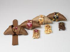 CC croissant cookie. Amazing japanese design