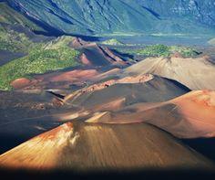 Haleakala on Maui, Hawaii