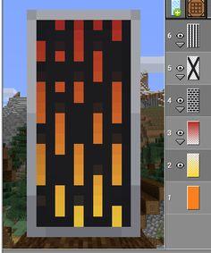 Minecraft House Tutorials, Minecraft Plans, Minecraft Tutorial, Minecraft Blueprints, Minecraft Art, Minecraft Crafts, Minecraft Designs, Minecraft Banner Patterns, Cool Minecraft Banners
