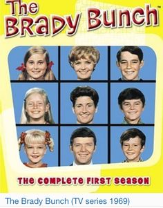 The Brady Bunch. You can learn some good lessons here...believe it or not. Love this show.