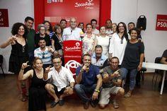 El PSOE de Cartaya renueva el 75% de su ejecutiva