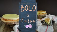 BOLO DE CURAU (bolo canjica)