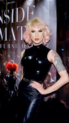 I'm hungry for the power - rpdr8: Miss Fame attends the 'Inside Amato' New...