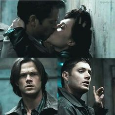 """Dean is like : """"wait a second Sammy, I'm just going to kill her"""""""