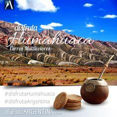Pensando a donde ir de Vacaciones? Les recomendamos un destino colorido: La Quebrada #humahuaca , #purmamarca , #tilcara, #Argentina, #vacaciones2016 http://www.disfrutaargentina.com