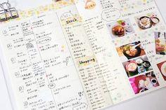 【新連載】家計を可愛くスリム化? イラスト手帳術が時短・節約を叶える!【ぽんたの献立ノート~Ameba公式トップブロガー連載~ Vol.1】 - Yahoo! BEAUTY