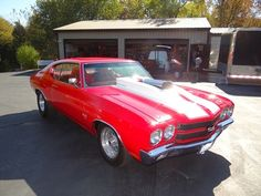 1970 With  454 Motor  Chevrolet Chevelle For Sale