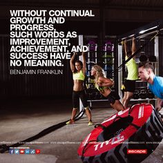 Push forward with your development and help your members and your friends to achieve their potential #fitnessmotivation #fitness #workout