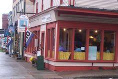 My favorite breakfast place, The Hatchery, Ludlow, VT