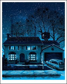 742 Evergreen Terrace by Tim Doyle
