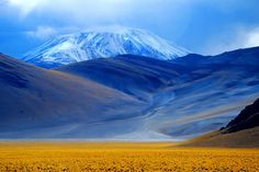 Volcán Incahuasi - Argentina(6.638 m) By igoralecsander