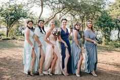Convertible dresses are the best, If you can't decide on a style a Convertible dress is for you. You can wrap the dress however you want. These ladies looked so stunning in our dresses, Bridesmaids, Bridesmaid Dresses, Wedding Dresses, Convertible Dress, Every Woman, Shades Of Blue, Looking For Women, Dress Making, Designer Dresses