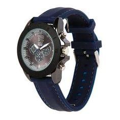 FESTIVUS Coffret Cadeau Montre Homme+Bracelet Homme, Montre