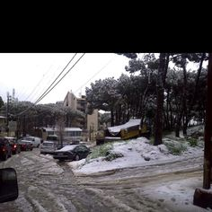 And The Wind Cries Mary...indeed in   Beit Mery, Lebanon.