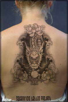 drago squamificio progetti tattoo projects