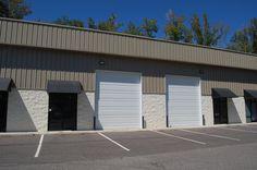 New Construction - Commercial Warehouse I sold in Oceana - VA Beach