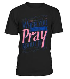 "# When You Doubt It Pray About It Christian Gift Tshirt .  Special Offer, not available in shops      Comes in a variety of styles and colours      Buy yours now before it is too late!      Secured payment via Visa / Mastercard / Amex / PayPal      How to place an order            Choose the model from the drop-down menu      Click on ""Buy it now""      Choose the size and the quantity      Add your delivery address and bank details      And that's it!      Tags: Inspirational Christian tee…"