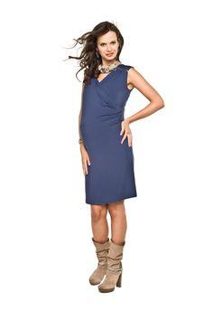 SICILIA sukienka ciążowa i do karmienia w NetStyle na DaWanda.com
