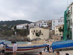 Vota los 10 mejores lugares para viajar con niños en España. Calella de Pallafrugell (Gerona, Spain)