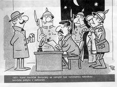 Pavel Kantorek: Karel Havlíček Borovský Funny Memes, Jokes, Peanuts Comics, Humor, Art, Art Background, Husky Jokes, Humour, Kunst