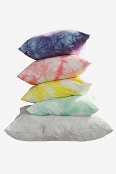 crystalline throw pillow - shabda