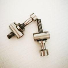 Aerospace Grade M5 x 18 Titanium Ti Screw Bolt Allen Hex Socket Button Head